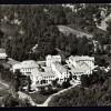 Billde av Neevengården sykehus, ukjent fotograf og år.