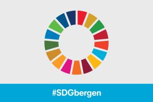 #SDGbergen logo