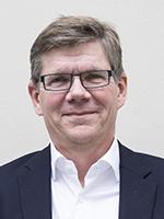Rektor Svein Stølen, UiO. Valgt.