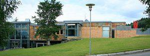 Høgskolen i Innlandet, Lillehammer -CC0