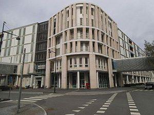 St Olavs Hospital. Foto Ezzex via Wikipedia CC by-sa 4.0
