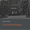 Forside Tjora mfl: Universitetskamp, Scandinavian Academic Press