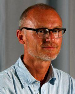 Lars Egeland, foto OsloMet