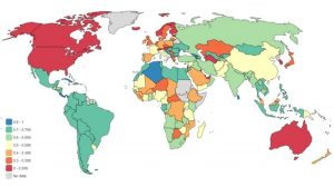 Fra Global development index