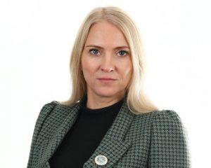 Lill Sverresdatter Larsen, NSF. Foto: NSF