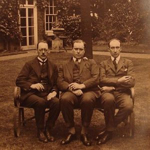 Brooks Brothers på 1920-tallet.